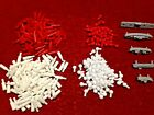 MB Games Battleships Game - Spare Playing Parts - Ships Pegs Etc