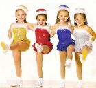 Come Dance With Us Dance Costume Dress Hat Gloves Christmas Art Stone Choice