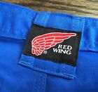RED WING Work Pants Royal Blue High Visibility Reflective 661 NEW W/ TAGS