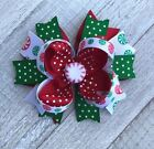 Peppermint Candy Boutique Hair Bow