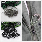 10pcs Zip Puller Zipper Pulls Cord Replacement Fastener Accessories Backpack