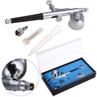 Mini Air Compressor with 0.3mm Dual Action Airbrush Spray Kit for Nail Art
