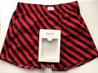 Happy Socks / Men's Boxer Briefs / Style - MUWWB-POL / Red & Black Striped / $20