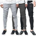 Mens Sport Biker Gym Runing Jogger Harem Sweatpants Pants Trousers S-2XL