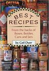 Best Recipes from Backs of Boxes Bottles Cans & Jars by CEIL DYER HC/DJ Cookbook