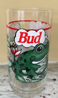 Indiana Glass Budweiser King Of Beer 16 OZ Frog Glass Bud-Weis-Er New Old Stock