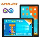11.6'' Teclast Tbook16 Power Ultrabook 8/64GB Android Windows10 Tablet PC Laptop