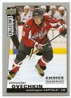 08/09 COLLECTOR'S CHOICE RESERVE PARALLEL Hockey (#1-300) U-Pick from List