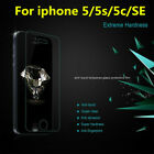 HIGH QUALITY PREMIUM REAL TEMPERED GLASS SCREEN PROTECTOR FOR IPHONE 5S 5C 5