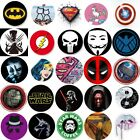 Pop Up Out Expandable Phone Superhero Painting Pokemon Grip Holder Stand UK SELL