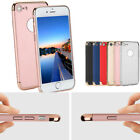 3in1 Shockproof Phone Cover Full Protection Case Thin for iPhone7 7 plus