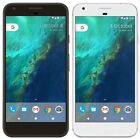 "Google Pixel 128GB 2PW4100 (FACTORY UNLOCKED) 5.0"" HD 4GB RAM Silver Black Blue"