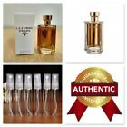 Prada LA FEMME authentic samples 3ml 5ml10ml 15ml 30ml NOT FULL BOTTLES!!