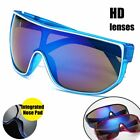 Men Women's Sports Cycling Sunglasses Riding Goggles UV400 Protection Riding