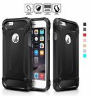 Hybrid Rugged Shockproof Rubber Protective Hard Case Cover For iPhone 6s 6 Plus $4.95 USD