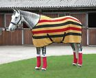 WESSEX NEWMARKET FLEECE RUG Thermal & Wicking Lined at Breast Padded Wither