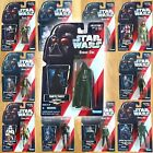 Star Wars ROGUE ONE Vintage POTF2 Kenner Style Custom Carded 3.75 Figures $35.0 USD