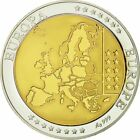 [#428127] France, Medal, 2011, Europa – Estonie, MS(63), Silver