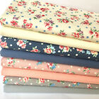 Rosalee 8 piece floral fabric bundles 100% cotton fabric for sewing & patchwork