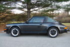 1982+Porsche+911+SC+Targa+Grey+w%2E+Red+Only+46k+miles+2+owner