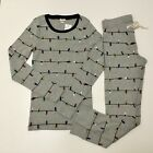 J. Crew Factory Printed Ribbed Knit Sleep Set NWT Women's Size: S, M, L, XXL
