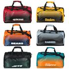 NFL Fade Hold all Sports Bag American Football Panthers Jets Steelers New