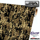 SITKA Digital Camouflage Vinyl Car Wrap Camo Film Decal Sheet Roll