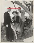 Vintage Photo 1961 The Notorious Landlady Jack Lemmon Fred Astaire Kim Novak