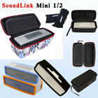 Nylon/PU Leather Travel Case Bag/Cover For Bose SoundLink Mini Bluetooth Speaker