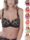 Lepel Fiore Full Cup Bra 93229 Underwired Full Coverage Non Padded Lace