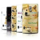 how much is lg optimus l9 - STUFF4 Back Case/Cover/Skin for LG Optimus L7 II/P710/Funny Shibe Doge Meme