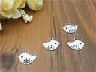 Wholesale 20pcs Tibet silver Chick Charm Pendant beaded Jewelry Findings
