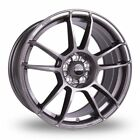 """17"""" GM DARE X5 ALLOY WHEELS FIT RENAULT VOLVO PEUGEOT MERCEDES BENZ 5X108 ONLY"""