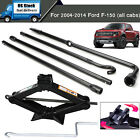 Premium Spare Tire Tool Scissor Jack Lug Wrench Extension With Bag For Ford F150