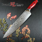 8 Inch 67 Layers Japanese Damascus Steel Damascus Chef Kitche Knife VG-10 Blade