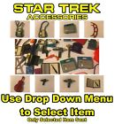 Star Trek Accessories & Parts - Action Figure Accessories Phasers Batleth + More on eBay