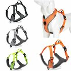 No-Pull 3M Reflective Adjustable Dog Harness Outdoor Reflective Dog Easy Walking