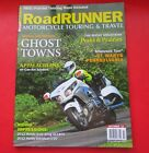 ROAD RUNNER MAGAZINE OCT/2011..2012 HARLY-DAVIDSON CVO ...GHOST TOWNS-NEVADA
