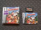 Nickelodon Barnyard (Nintendo Game Boy Advance) game + box + instructions