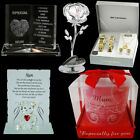 MOTHERS DAY GIFT SET CANDLE PHOTO FRAME MUG CRYSTAL NECKLACE BOX LED PRESENT NEW