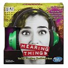 Hearing Things Game Lip-reading Challenge Headphones Built-in Sounds and Timer