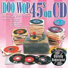 Doo Wop 45s on CD V11 -VAR (CD 2006) NEW WHISPERS CHARTS G-CLEFS SWANS LADDINS