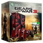 Microsoft Xbox 360 - console Slim 320GB #Gears of War 3 Edition (boxed)