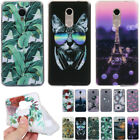 Cute Pattern Ultra Thin Clear Silicone Soft TPU Case Cover For Huawei Samsung