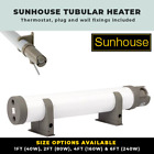 tube heaters with thermostat