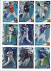 2017 BOWMAN PLATINUM - BASE, PROSPECTS - ROOKIE RC'S, STARS - WHO DO YOU NEED!!