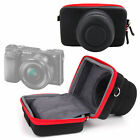 Compact Camera Case (Black & Red) NEX-6, NEX-6L, NEX-7 | RX100 II | DSC-RX100M2