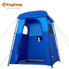 KingCamp Camping Shower Bath Tent Changing Room Private Toilet Portable Outdoor