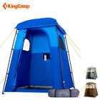 KingCamp Camping Shower Tent Changing Room Dressing Bath Toilet Portable Outdoor