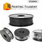 Premium 3D Printer Filament 1.75mm PLA ABS PETG 1kg/2.2lb For MakerBot RepRap